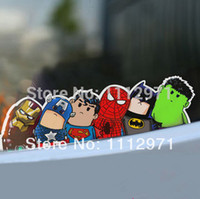 awesome car stickers - Super hero hitchhike New American Hero Very cool car styling awesome d carbon car sticker car cover Let ride the hero
