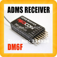 Wholesale DM6F DMSS allmax G Channel ch Receiver for Rc Helicopter Park Flyer JR XG7 XG8 XG11 ADMS