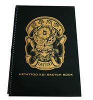 Hetattoo Koi Sketch Book   HETATTOO KOI SKETCH BOOK A3 Tattoo designs uncanny tattoo magazine sketch tattoo flash