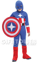 american soldiers game - High quality American Soldiers cosplay costumes for kids boys halloween cosplay costumes for kids children cosplay costumes