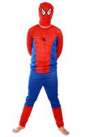 adult batman suit - 2015 New Hot Sale Adult SpiderMan Superman Batman Costumes Spider man Halloween Costume Spider man Cosplay Suit