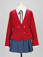 ami dress - TIGER DRAGON Aisaka Taiga Kawashima Ami School Suit Cosplay Costume Uniform Dress Custom Made