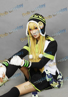 accord games - Dramatical Murder Female Noiz Cosplay Costume customized according to your specific size