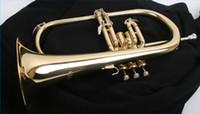 Wholesale Moller FLUGELHORN trumpet special instruments FL