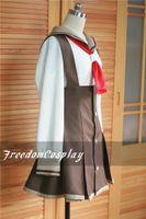 bakemonogatari cosplay - Monogatari Bakemonogatari Nekomonogatari Nadeko Sengoku Cosplay Costume