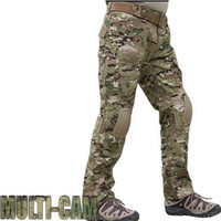 army bdu - Tactical bdu G2 Combat Pants Emerson BDU Military Army Pants with Pads MC