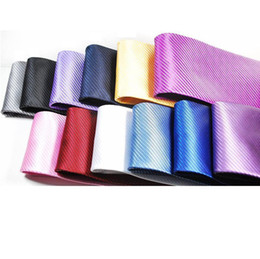 new styles Mens Ties Necktie tie Neck TIE Stripe factory's tie men's ties 12 COLORS NECKTIE