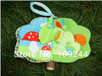 animal family book - The animal story family friendly forest multifunction gutta small trees stereo cloth book cloth book retail