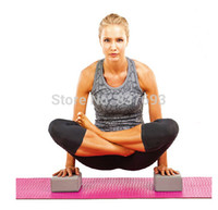 Wholesale Colors Eco Friendly Yoga Brick Thickening Yoga Brick Yoga Supplies Fitness Brick Yoga Blocks