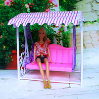 best furniture sale - Best doll Furniture Accessories Toy Swing For Barbie Dolls hot sale toy