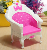 armchair styles - Fashion Style Princess Dreamhouse Chair Sofa Armchair Furniture For Barbie Doll