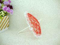 beautiful umbrellas sale - HOT SALE Fashionable Lace Umbrella For cm Girl Dolls Beautiful Doll Umbrellas Girl NIice Gift Free