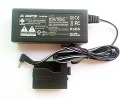 AC Power Adapter for Canon ACK-E5 EOS XSi XS 450D 500D 1000D