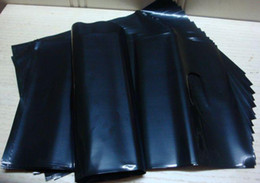 Wholesale Lowest Price New Arrival Plastic bags Black Makeup Bag cm cm