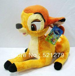 Wholesale inch Lovely cartoon little deer bambi plush stuffed toy birthday gift for children