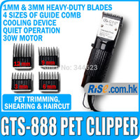 animal grooming products - W Trimmer Grooming V V Dog Hair Animal Electric Blades GTS Pet Clipper