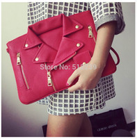 Wholesale Designer Handbags High Quality Women Leather Jacket Bags Women Clothing Shoulder Messenger Bag Day Clutch Purse bags BA319