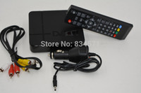 Cheap Wholesale-2015 New HD DVB-T2 terrestrial digital television receiver Compatible with DVB T DVB T2 w  HDMI+USB+PVR for Russia Colombia