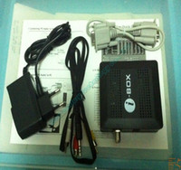 Wholesale Latest IBOX I BOX Dongle NAGRA3 SOUTH AMERICA Same as NUSKY N9 with two led