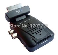 Cheap Wholesale-DVB-T 805 Mini TV Set, MINI FREEVIEW RECORDER TUNER SET TOP BOX SCART PVR DVBT DIGITAL TV