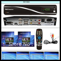 air satellite receivers - Multi Receiver XS9000 Digital Satellite Receiver Free To Air Worldwide Used