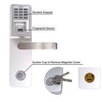 Wholesale Access Code Dead Bolt FingerPrint Door Lock Right Hand Version