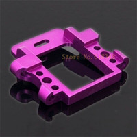 aluminum truck box - HSP Car Parts Aluminum Front Gear Box Mount Upgrade Parts For RC RC Model Car Drift Monster Truck Buggy SONIC