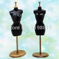 doll accessories - sets New Fashion Display Gown Dress Clothes Rack Mannequin Model Holder Stand For Barbie Doll Accessories For Barbie Doll