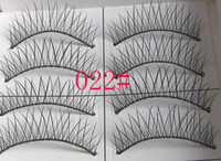 Sample Order 10pair set New ARRIVAL 022# black False Eyelash...