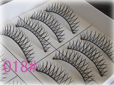 Wholesale Best Halloween Christmas  False Eyelashes Cheap Synthetic  Daily Life Party  Cosmetic Eyelash