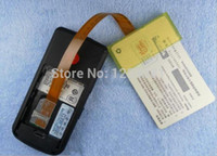 Wholesale Mobile phone sim card size card adapter sim card kilogram calorie device gsm cdma wcdma card reader