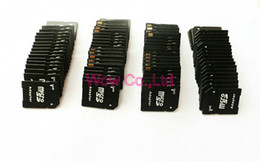 Wholesale Free Shiping TF card to SD Card Adapter micro sd TransFlash memory card reader adapter