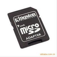 Оптово-200 шт Бесплатная доставка Micro SD адаптер для адаптер SD Card Adapter TF