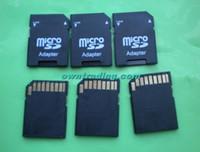 Оптово-SD адаптер карты MICRO TF SD / SDHC TO CARD SD адаптер может отпечатать ваш логос с некоторым экстремума плату