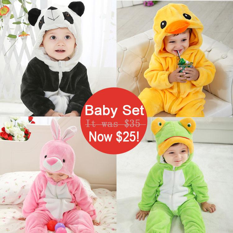 Wholesale-0-1 Year Old Baby Set Romper Boy Clothes Baby ...