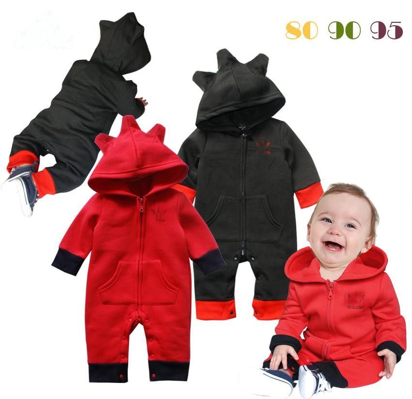 2017 Wholesale Brand Name Clothes Sping Infant Boys Girls Long ...