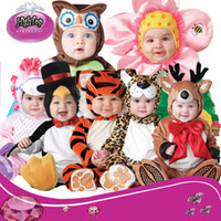 best animal costume - New Arrival Presale Baby Costume Tiger Penguin Owl Etc Animal Kids Costume Month Clothing Sets Best One Piece Autumn Romper