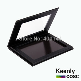 Wholesale Empty magnetic palette magnetic makeup palette Easy Pad small size no printing offer private label