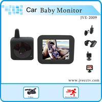 Precio de Pantallas digitales-Al por mayor-BabyCam inalámbrico para coche En coche Digital bebé monitor de vídeo con pantalla de 3.5 pulgadas, hilos del bebé Monitorcamera de coche mientras se conduce