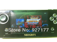 Wholesale VOL2 SNK NEO GEO X GOLD Limited special latest handheld game card sets VOL2 containing games