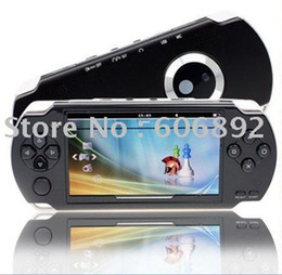 "Wholesale-free shipping+Big discount for 4.3"" TFT display PMP Game Player with camera TV OUT mp5 player 8GB dropship"