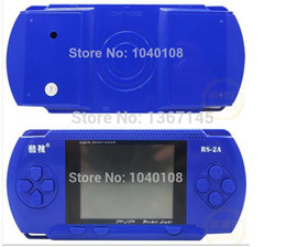 """Wholesale-PVP Handheld Game Console with 2000+ Games, 2.8"""" TFT screen, TV out, MP3, MP4, FM, Media Center. Free Shipping"""
