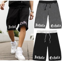 animal cargo shorts - Hot YOUNG HUNGRY Short Men High Quality Men And Women Trukfit Shorts Hip Hop Mens Cargo Shorts