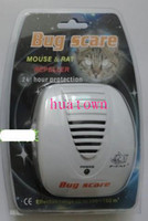 Wholesale Supply Ultrasonic electronic mouse device mosquito cockroach fly repellent device HK CNpost