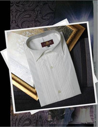 Wholesale Top Quality Men s Wedding Apparel Groom Wear Shirts