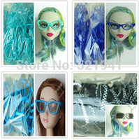 Wholesale Accessories for Original Monster High dolls doll s sunglasses for monster high doll