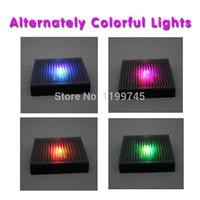 architecture lights - LOZ Lighting display box for Minifigure blocks LOZ blocks Diamond Bricks Architecture showing case with light