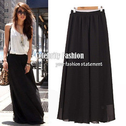 Discount Flowy Maxi Skirts | 2017 Flowy Maxi Skirts on Sale at ...