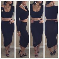 Cheap Long Pencil Skirt Outfits | Free Shipping Long Pencil Skirt ...