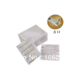 Wholesale Hot FT Tattoo Tips Sterile Assorted Disposable Nozzles Tip for Tattoo Machine Needles Set Kit White Plastic
